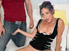 Sadie's first-ever porn video: This babe gets ass-fucked!